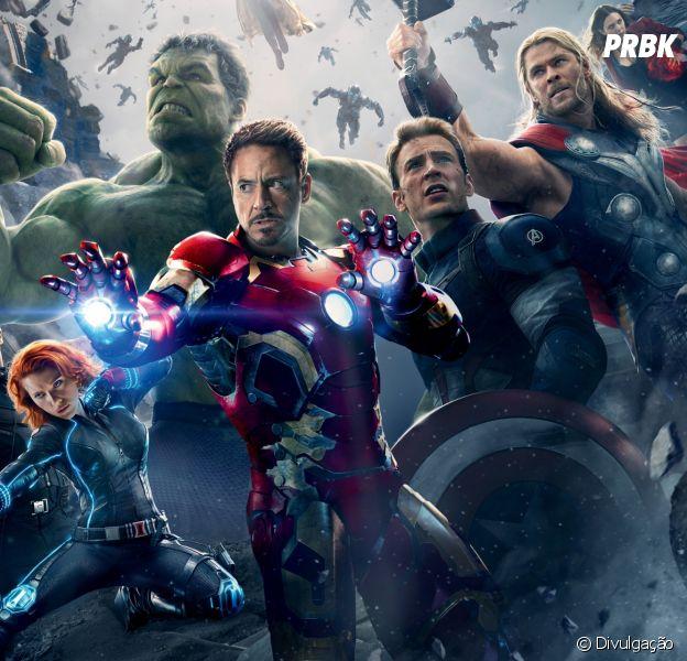 """""""Os Vingadores: Guerra Infinita"""" será o filme de herói mais diferentão de todos!"""