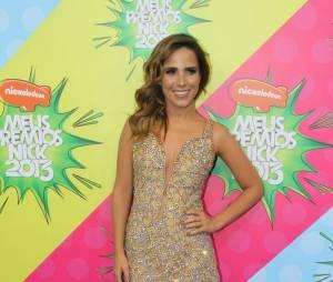 """A cantora Wanessa também marcou presençano """"Meus Prêmios Nick 2013"""""""