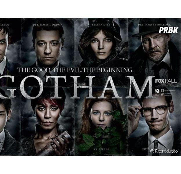 """Série """"Gotham"""" ganhará sua 4ª temporada"""