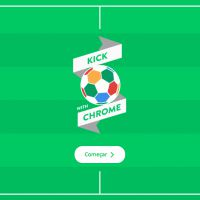 Google cria jogos inspirados na Copa do Mundo 2014 que interagem com smartphone