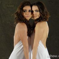 """Na história de """"Em Família"""": Clara e Marina fazem ensaio romântico juntas!"""