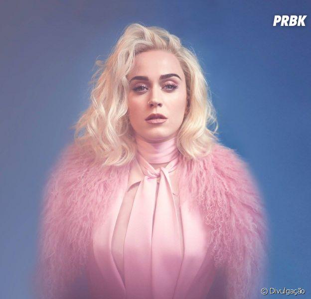Katy Perry tem capa do seu mais novo CD divulgada!