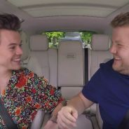 "Harry Styles e James Corden trocam de roupa e cantam no novo ""Carpool Karaoke""!"