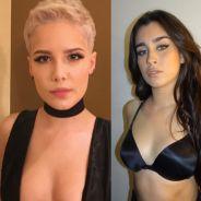 """Halsey fala de parceria com Lauren Jauregui em """"Strangers"""": """"Não ia colocar uma garota hétero"""""""