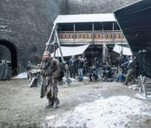 """De """"Game of Thrones"""": bastidores das gravações em Winterfell!"""