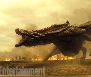 """De """"Game of Thrones"""": Drogon aparece gigante!"""