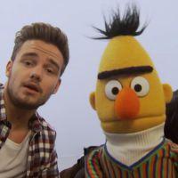 """Harry Styles e Liam Payne, do One Direction, participam do """"Vila Sésamo"""""""