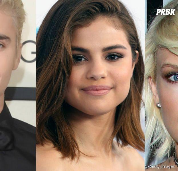 Confira os maiores shades do mundo da música com Selena Gomez, Taylor Swift, Justin Bieber e mais!