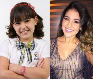 """Em """"Carrossel"""":Ana Victoria Zimmermann era Marcelina, a baixinha que a gente mais amava!"""