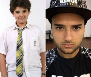 """Em """"Carrossel"""":Nicholas Torres era Jaime Palillo, o menino com o maior coração do mundo <3"""