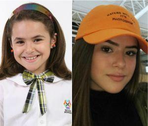 """Em """"Carrossel"""":Maisa Silva era Valéria! Assim como na vida real, Valéria adorava uma piadinha e era a melhor pessoa!"""