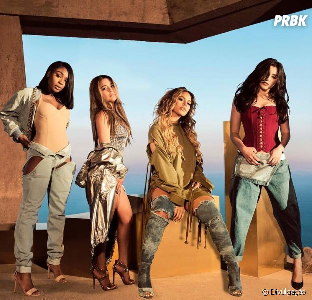"""Fifth Harmony lança """"Down"""" e faz apresentação no """"Good Morning America""""!"""