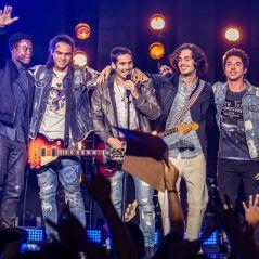 """Final """"Rock Story"""": Léo Régis (Rafael Vitti) desiste da fama e 4.4 se reúne mais uma vez!"""