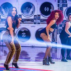 """Anitta mostra as novas dançarinas plus size no """"Caldeirão do Huck"""""""