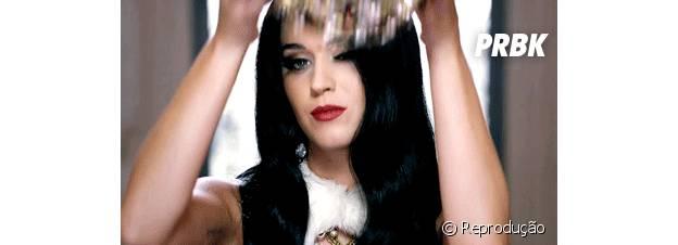 Katy Perry se coroa como uma das maiores cantoras do século