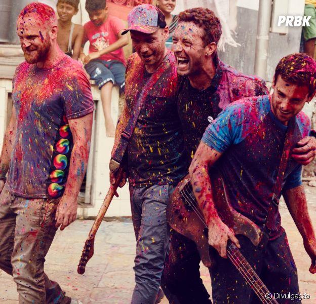 Coldplay deve vir ao Brasil em novembro, afirma jornalista!