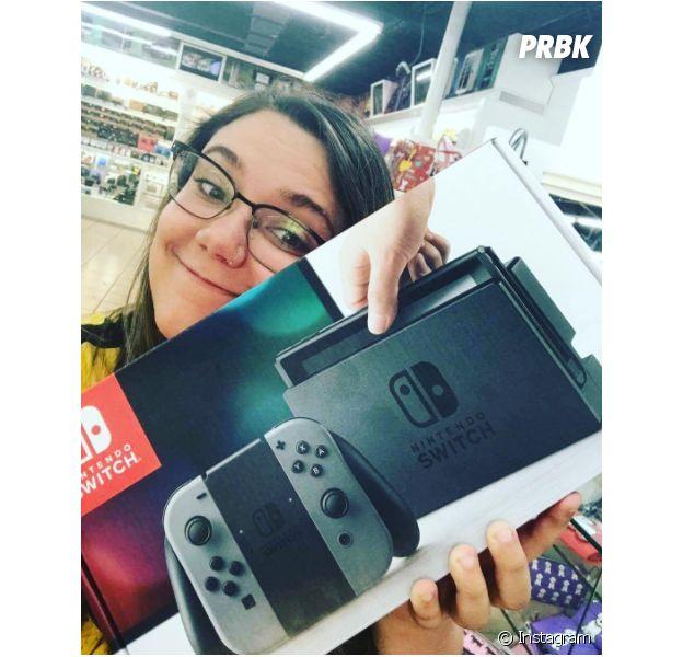 Malena é uma das gamers mais famosas do Brasil!