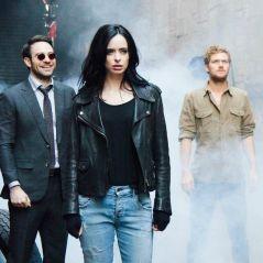 """De """"Os Defensores"""": Demolidor, Jessica Jones, Punho de Ferro e Luke Cage juntos em novos vídeos!"""