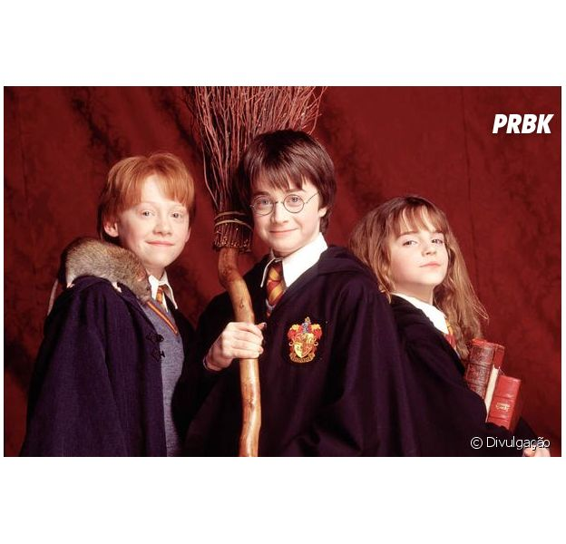 "Saga ""Harry Potter"" completa 20 anos!"