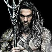 """De """"Aquaman"""": com Jason Momoa, novas fotos de bastidores são divulgadas!"""