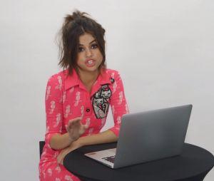 Selena Gomez revela em entrevista que só fará turnê em 2018