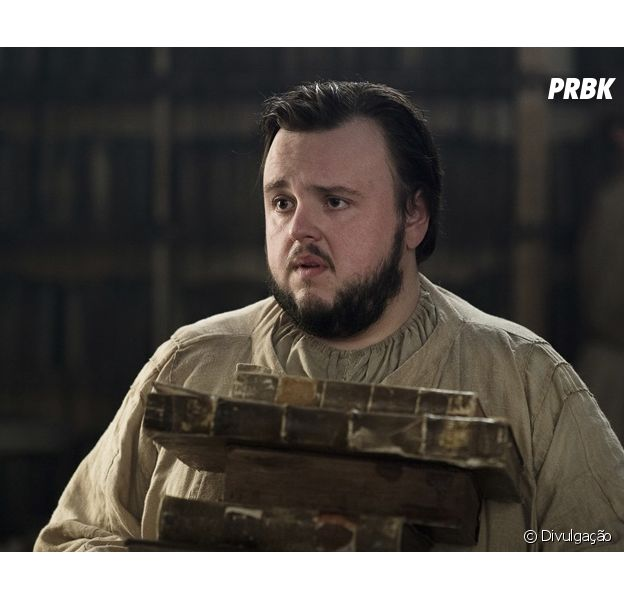 """Em """"Game of Thrones"""", Samwell Tarly (John Bradley) rouba livros e descobre onde encontrar vidro de dragão"""
