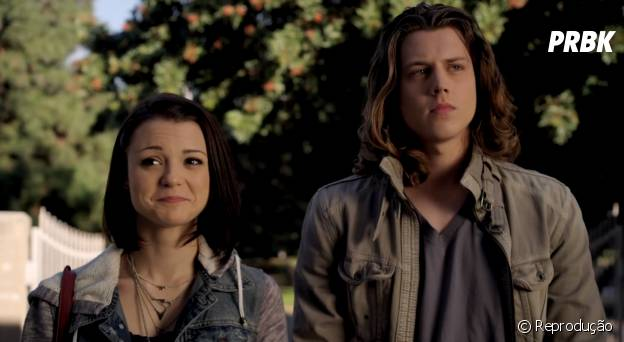 """Lógico que o amor não poderia estar fora de """"Finding Carter"""", né?"""