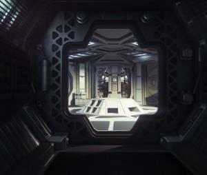 """Em """"Alien: Isolation"""" o jogador poderá explorar toda a nave de Nostromo"""