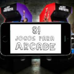 9 jogos arcade que todo smartphone tem que ter