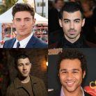Zac Efron, Nick Jonas, David Henrie e o Antes e Depois dos astros teens da Disney!