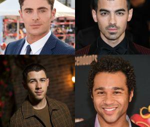 Zac Efron, Nick Jonas, Joe Jonas e mais: veja o Antes e Depois dos astros da Disney!