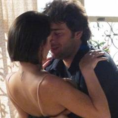 """Casório em """"Sangue Bom"""": Fabinho vai pedir Giane em casamento!"""