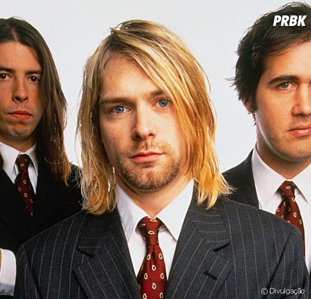 Nirvana é uma das maiores bandas de Rock