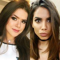 """Maisa Silva e Anitta conversam através do Twitter e fãs surtam: """"Já quero encontro das duas"""""""