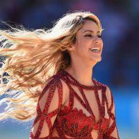 Ivete Sangalo e Shakira brilham no encerramento da Copa do Brasil 2014