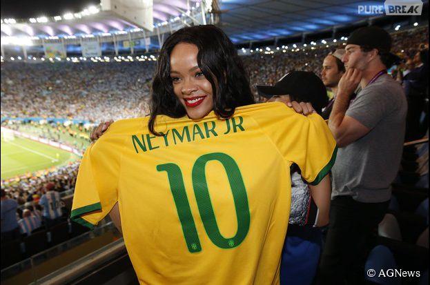 Confira tudo o que rolou no fim de semana de Rihanna, nos últimos dia de Copa do Mundo