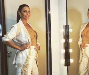 """Ivete Sangalo comemora gravidez durante coletiva do """"The Voice Brasil""""!"""
