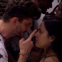 """No """"A Fazenda 9"""": Marcos acusa Emilly de usá-lo para ganhar o """"BBB17""""!"""