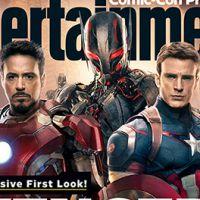 """De """"Vingadores 2"""", veja primeira foto oficial do vilão Ultron e muito mais!"""