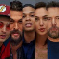 """De """"Liga da Justiça"""": Batman, Mulher Maravilha e os heróis se apresentam em novo vídeo"""