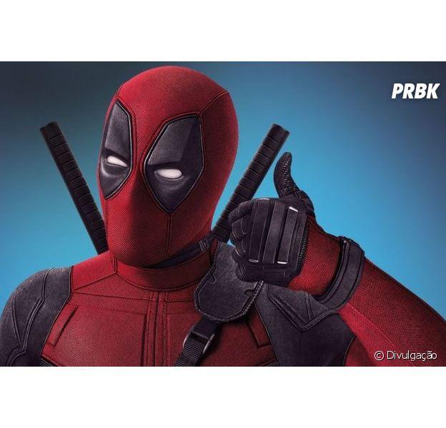 Com Deadpool e mais: veja comida preferida dos heróis!