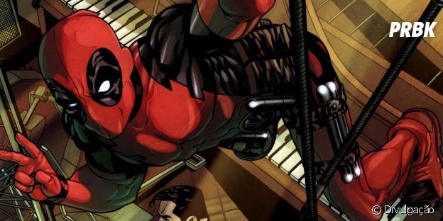 Deadpool gosta de Chimichangas Fritas