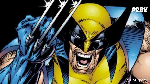 Wolverine gosta de hambúrguer