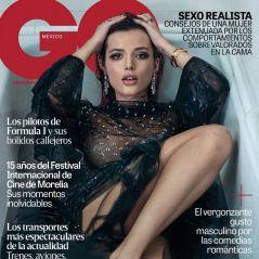 """Bella Thorne posa pelada para revista GQ México e fala sobre autoestima: """"Não sou perfeita"""""""