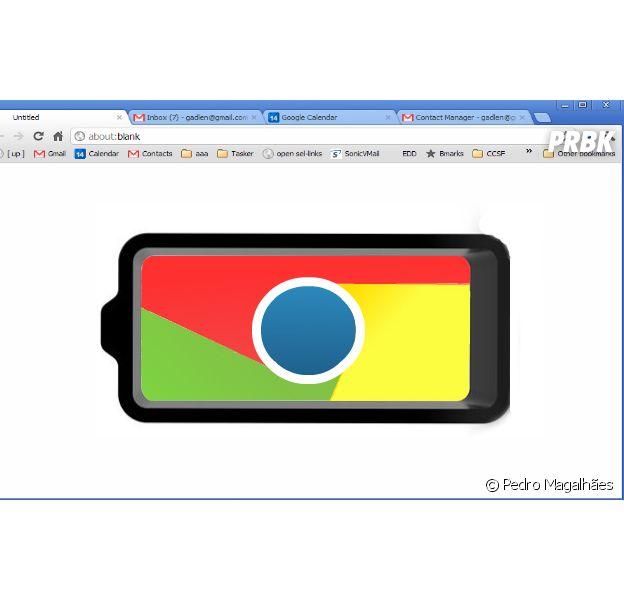 """Google conserta problema no navegador """"Google Chrome"""" após 4 anos"""