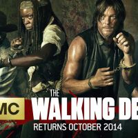 "Na 5ª temporada de ""The Walking Dead"": Rick, Daryl, Michonne e outros algemados!"