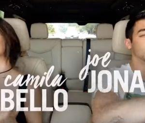 "Camila Cabello e Joe Jonas no ""Carpool Karaoke"". Assista!"