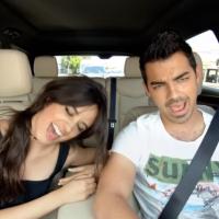 "Camila Cabello e Joe Jonas cantam juntos no ""Carpool Karaoke"". Assista!"