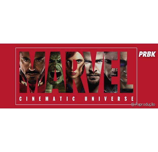 Marvel divulga calendário de estreias até 2019