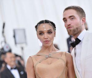 Robert Pattinson e FKA Twigs ficaram três anos juntos